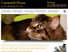 Tablet Preview of catsworthhouse.co.uk